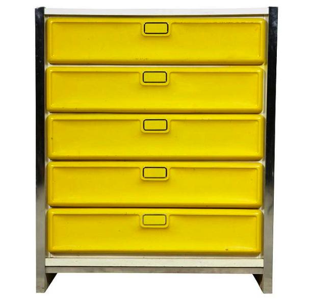 1960's Raymond Lowey style dresser