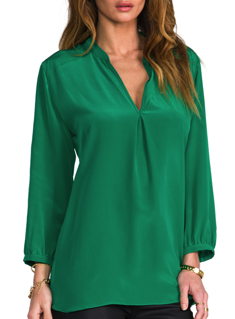 AManda Uprichard blouse