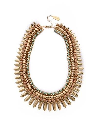 Adia Kibur statement necklace