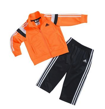 Adidas jacket and pants set