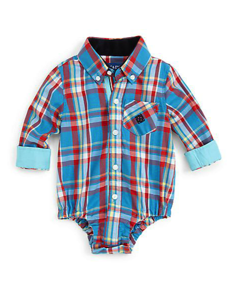 Andy & Evan infant onesie