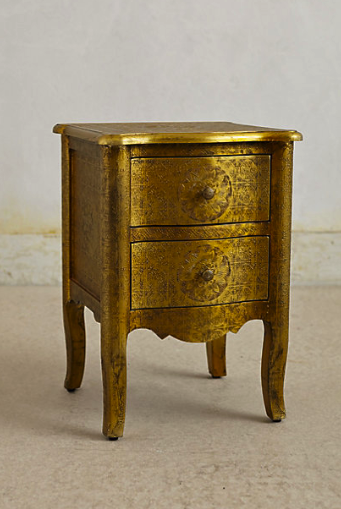 Anthropologie nightstand