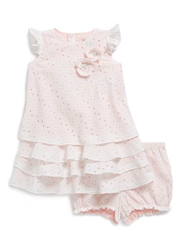Armani Jr dress and bloomers set