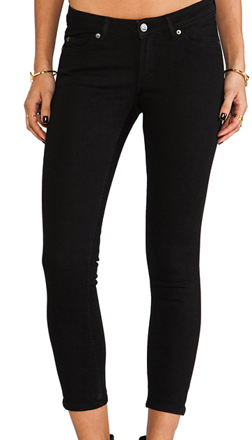 Cheap Monday cropped skinny jeans