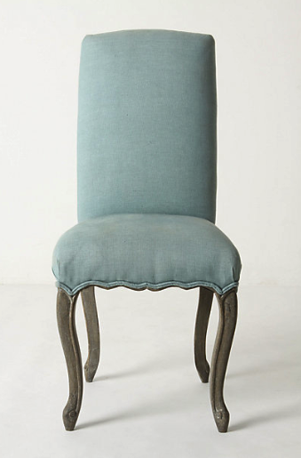 Clarissa dining chairs