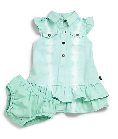DKNY infant 2 piece set
