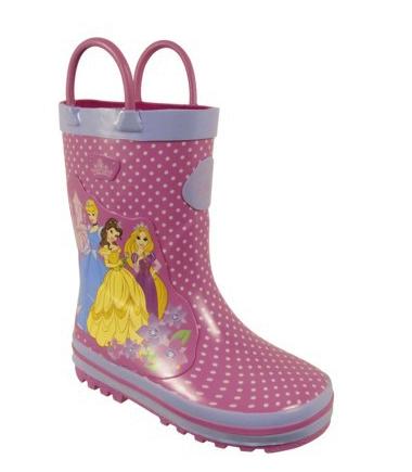 Disney Princess rain boots
