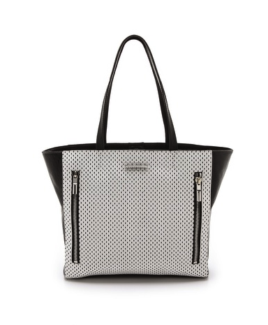 Elizabeth and James tote