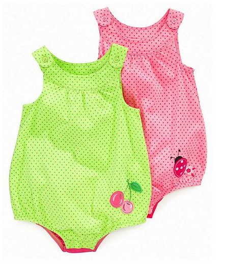 First Impressions sunsuit