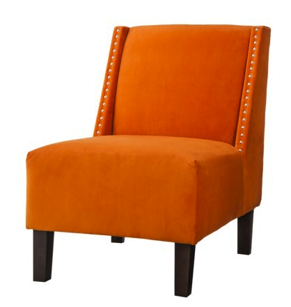 Hayden armless chair