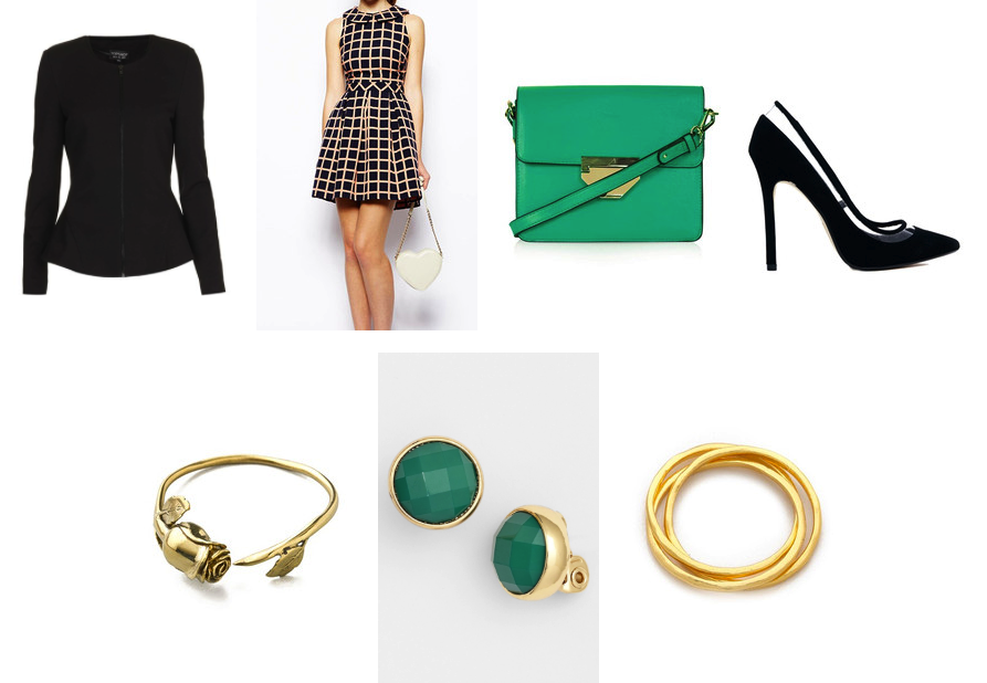 How to dress from desk date - everything under $100