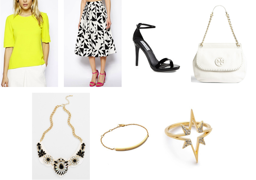 How to wear neon from desk to date