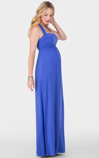 Ingrid & Isabel maxi maternity dress