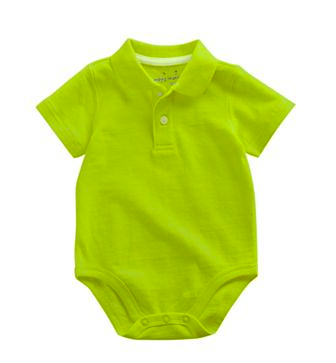Jumping Beans polo bodysuit
