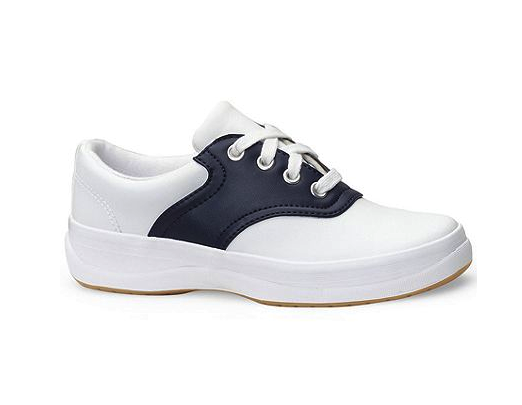 Keds saddle shoes