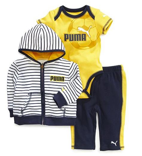 Puma 3pc set