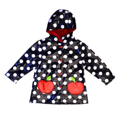 Raindrops raincoat