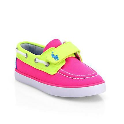 Ralph Lauren boat shoes