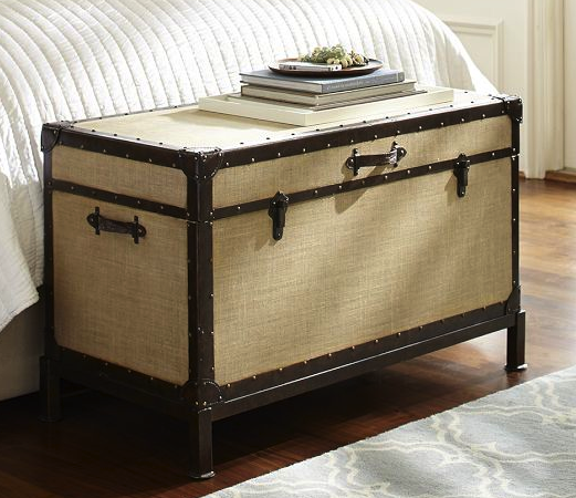 Redford end of bed trunk