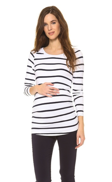 Rosie Pope maternity top