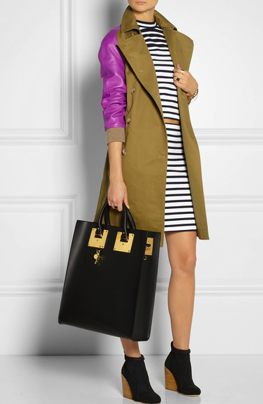 Sophie Hulme trench coat