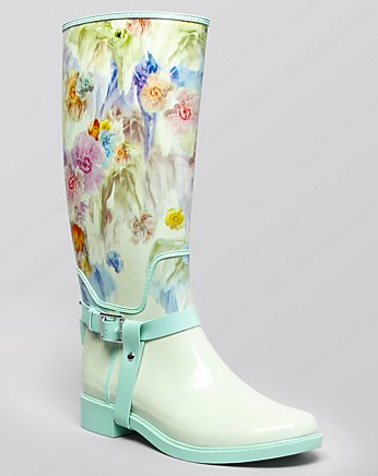 Ted Baker rain boots