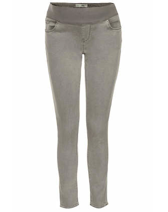 Topshop grey maternity jeans