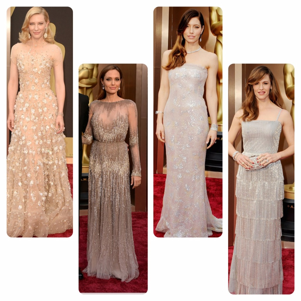 Oscars 2014 fashion best dressed