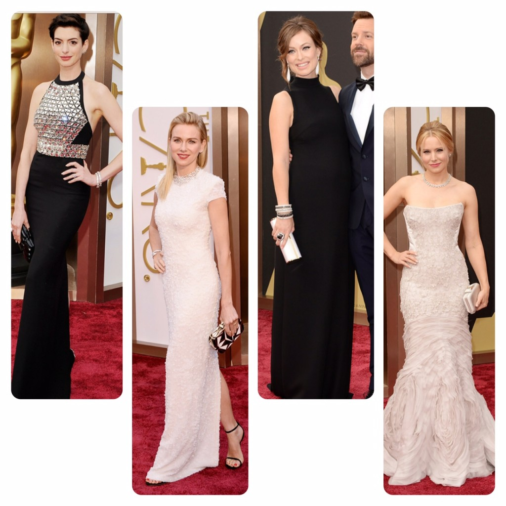 Oscar fashion 2014 best dressed