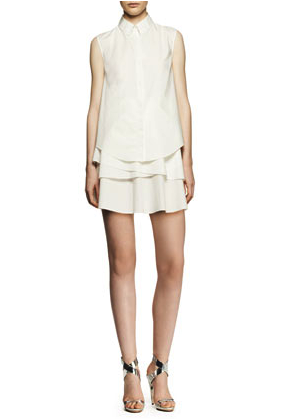 10 Crosby Derek Lam shirtdress