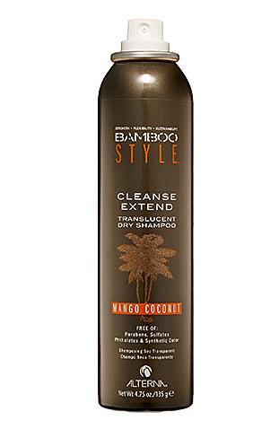 Alterna dry shampoo