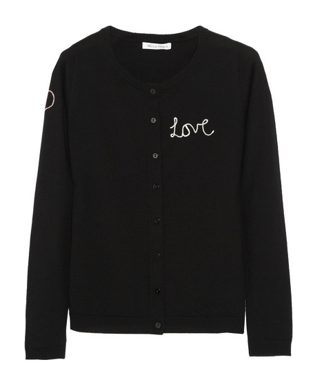 Bella Freud cardigan