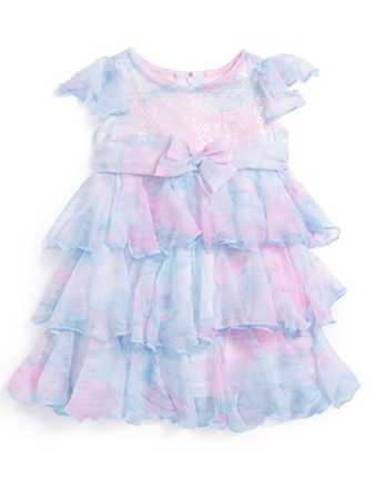 Biscotti infant dress
