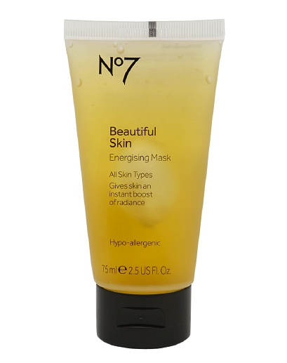 Boots No 7 beautiful skin mask
