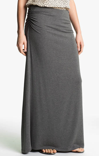 Calson convertable maxi skirt:dress (petite)