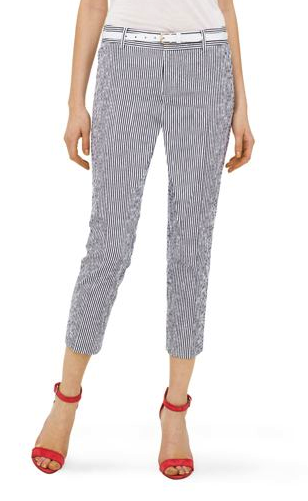 Club Monaco seersucker pants