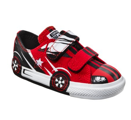 Converse car sneakers