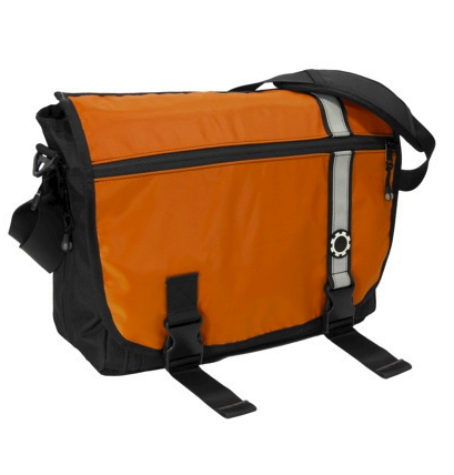 Dadgear messenger diaper bag