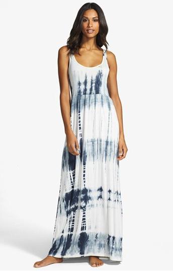 Daniel Buchler maxi dress
