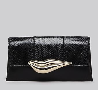 Diane von Fursternberg envelope bag