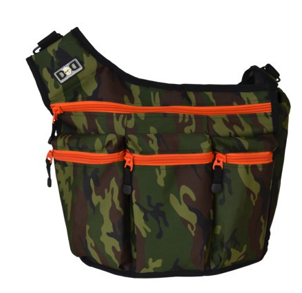 Diaper Dude camo diaper bag