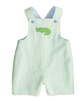 Florence Eiseman reversible overalls