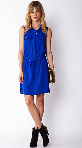 Forever 21 shirtdress