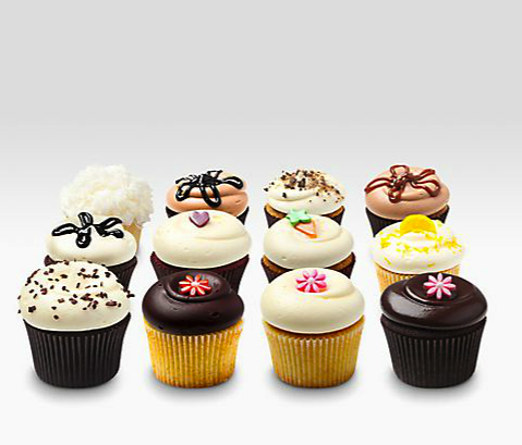 Georgetown Cupcakes (box of 12)