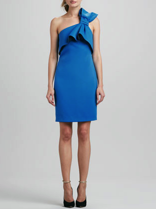 Halston Herritage dress