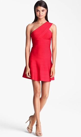 Herver Leger dress