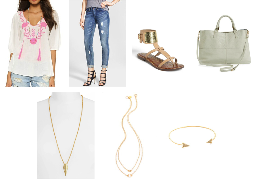 How to wear boho from the park to brunch for under $100