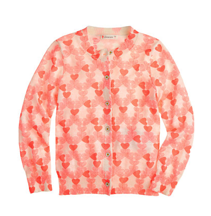 J Crew girls sweater