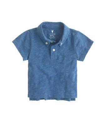 J Crew polo shirt