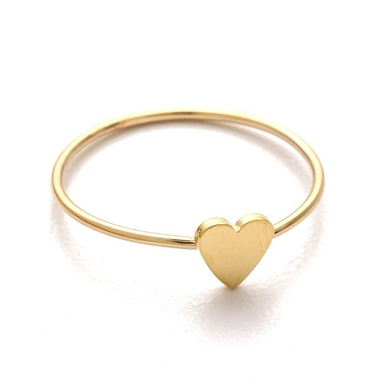 Jennifer Meyer heart ring